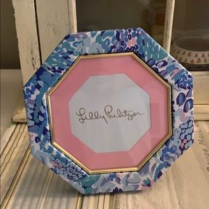 LILLY PULITZER GWP Wave after Wave frame NiP